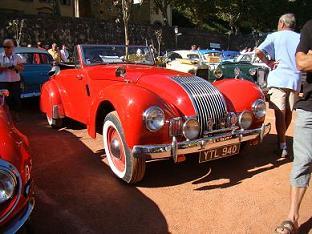 ALLARD Type M Coupé 1948/49