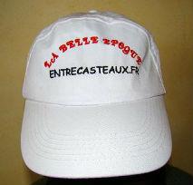 casquette de ` LA BELLE EPOQUE`
